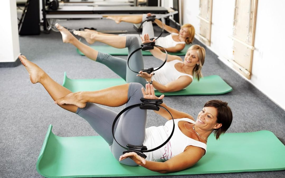 The Pilates Ring